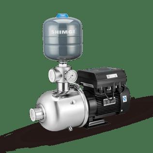 Potpuno integrirana pumpa s promjenjivom frekvencijom pumpe